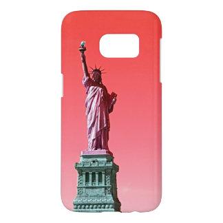Pink Liberty Phone Case
