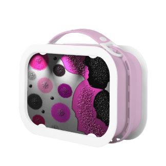 Pink Light Lunch Box