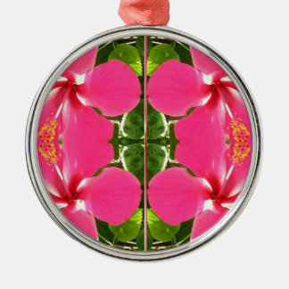 Pink Lilly Lily Flowers FUN TEMPLATE Resellers Christmas Tree Ornaments