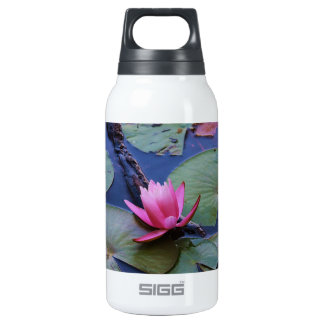 Pink Lilly Pad 0.3 Litre Insulated SIGG Thermos Water Bottle