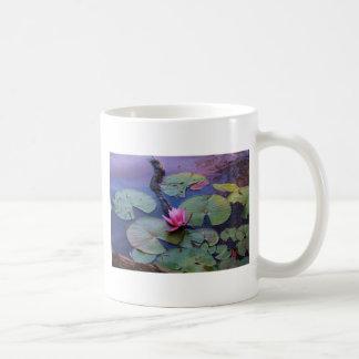 Pink Lilly Pad Mugs