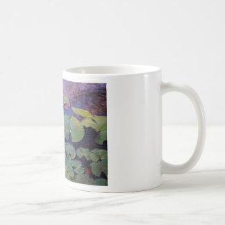 Pink Lilly Pad Mug