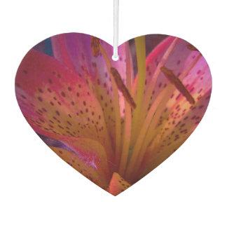 Pink Lily - Beautiful Mess Car Air Freshener