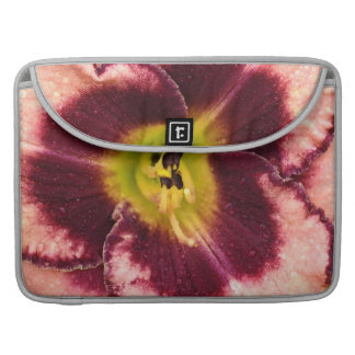 Pink Lily MacBook Pro Sleeve