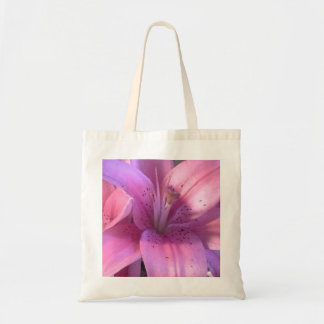 Pink Lily Tote