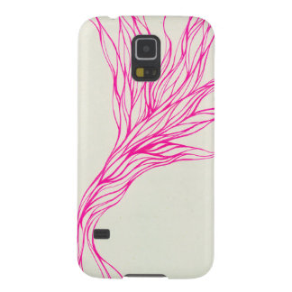 Pink-Lines Samsung Galaxy S5 Case