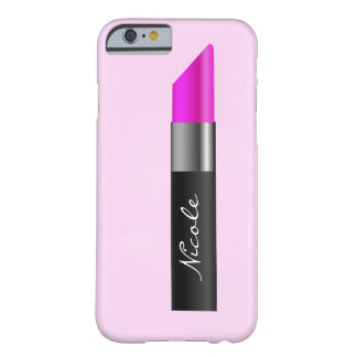 Pink lipstick barely there iPhone 6 case