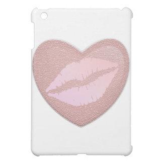 Pink Lipstick iPad Mini Cover