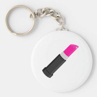 Pink Lipstick Key Chains