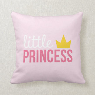 Pink Little Princess Pillow