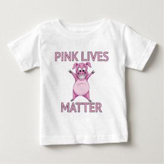 PINK LIVES MATTER BABY T-Shirt