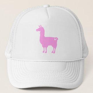 Pink Llama Cap