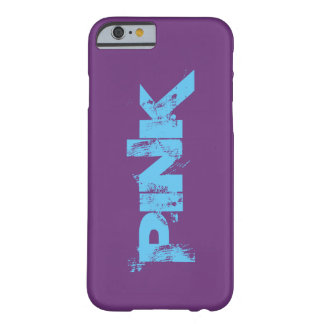 PINK logo phone Barely There iPhone 6 Case