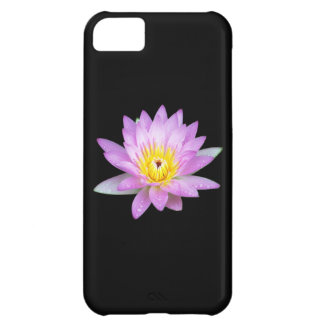 Pink Lotus Flower Case-Mate iPhone 5 Barely There iPhone 5C Cases