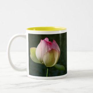 Pink Lotus Flower Mug