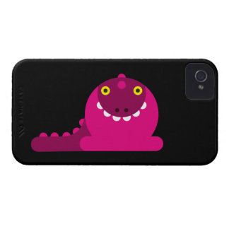 Pink Mad Dragon Blackberry Bold Cover