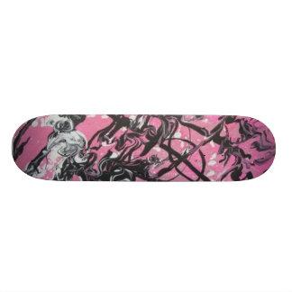 Pink Madness 19.7 Cm Skateboard Deck