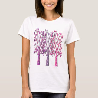 Pink magical trees T-Shirt