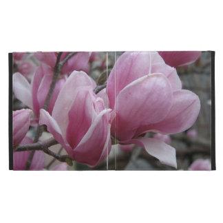 Pink Magnolias iPad Case