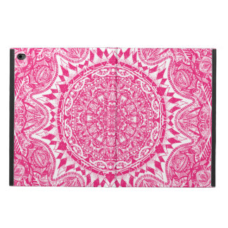 Pink mandala pattern powis iPad air 2 case