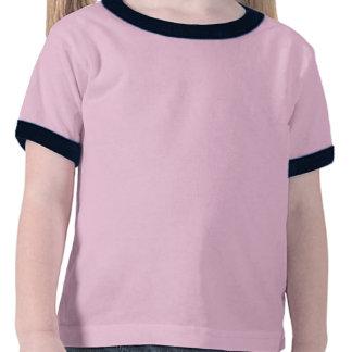 Pink Maneki Neko With Pink Heart T Shirts