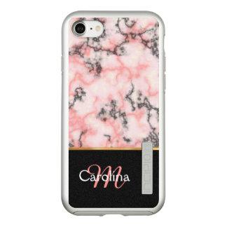 Pink Marble, Incipio DualPro Shine iPhone 8/7 Case