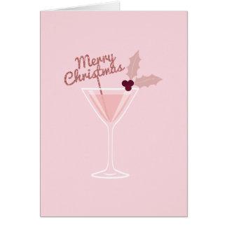 Pink Martini Christmas Card