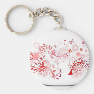 Pink Memory Keychains
