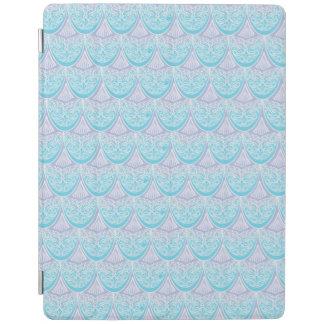 Pink Mermaid scales ,boho,hippie,bohemian iPad Cover
