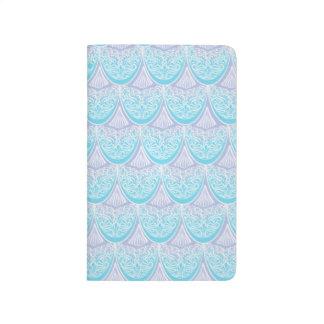 Pink Mermaid scales ,boho,hippie,bohemian Journal