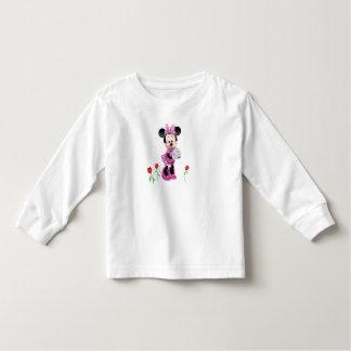 Pink Minnie | Tulips Toddler T-Shirt