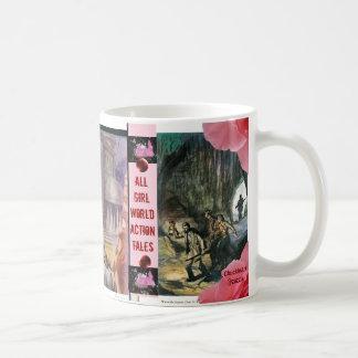 Pink Mist Magazine: Girls Own Adventure Stories... Coffee Mug