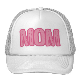 Pink Mom Trucker Hat