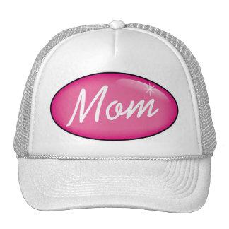 Pink Mom Idol Cap