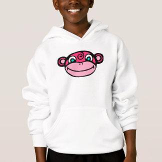 Pink Monkey Face Cute