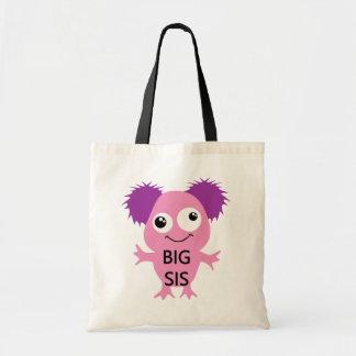 Pink Monster Big Sister