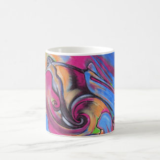 Pink Moon Lovelies mug