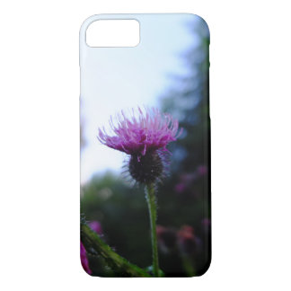 pink more flower iPhone 8/7 case
