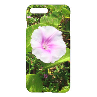 Pink Morning Glory Blossom, Hawaii iPhone 8 Plus/7 Plus Case