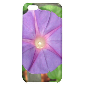 Pink Morning Glory flower on a sunny day Case For iPhone 5C