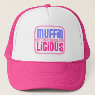 Pink Muffinlicious Hat