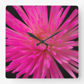 Pink Mum Wall Clock