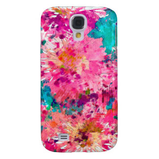 PINK MUMS 3  SAMSUNG GALAXY S4 COVER