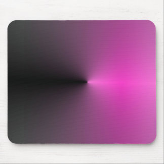 Pink-n-Black Point Mouse Pad
