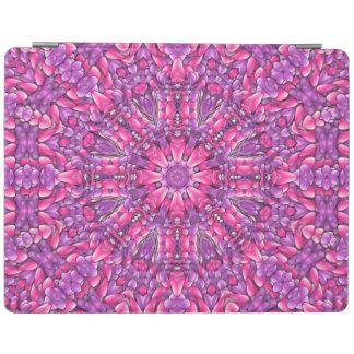 Pink n Purple Kaleidoscope  iPad Smart Covers iPad Cover