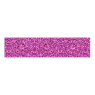 Pink n Purple Kaleidoscope  Napkin Band