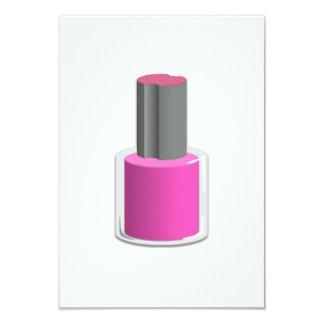 Pink Nail Polish Announcements