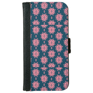 Pink & Navy Blue Iphone 6/6s Phone Case