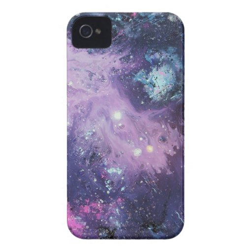 Pink Nebula iPhone 4 Case-Mate Case