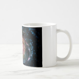 Pink Nebula Coffee Mug